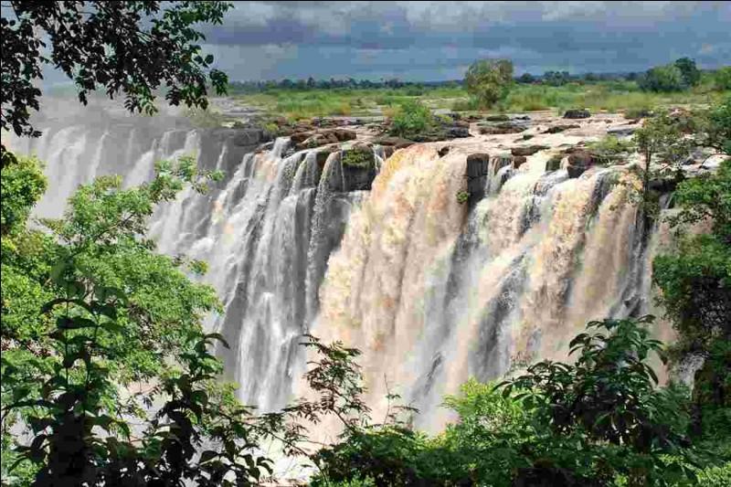 Saurez-vous situer Victoria Falls ?