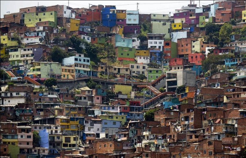 """Medellín est surnommée """"la ville du printemps éternel"""". Où se trouve-t-elle ?"""