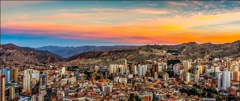 Ville de la Bolivie ou de la Colombie ? - (1)