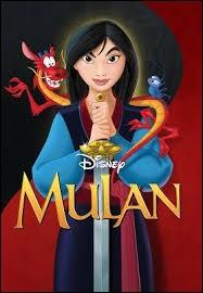Complétez : ''En trouvant l'équilibre Vous serez ----------''(''Comme un homme'' dans ''Mulan'' )