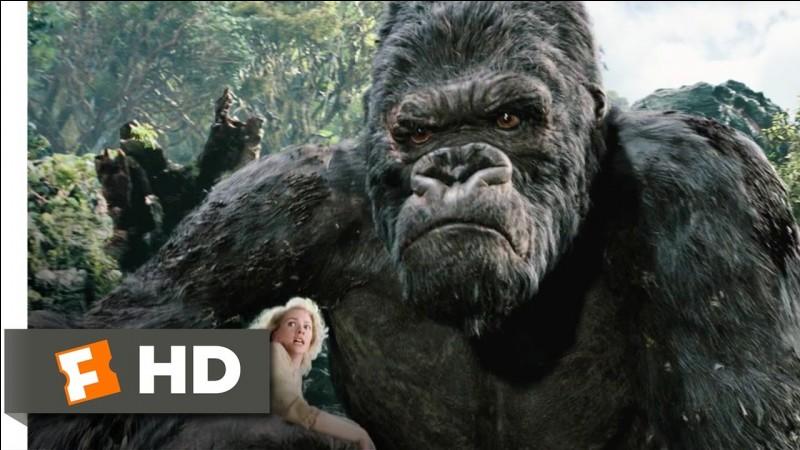 Comment s'appelle le grand singe du film réalisé par Merian C. Cooper et Ernest B. Schoedsack ?