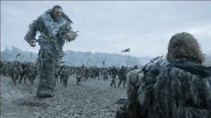 Quel est le nom de ce personnage de la série télévisée ''Game of Thrones'' ?