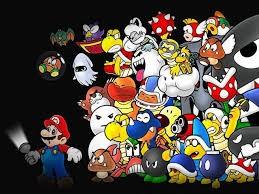 Quel personnage secondaire de Mario es-tu ?