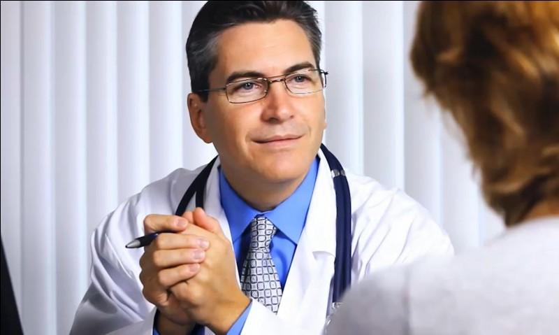 Comment le docteur se nomme-t-il ?