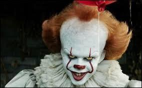 Quand un clown vous terrifie, ça donne :