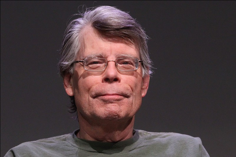 Quel livre Stephen King a-t-il écrit ?