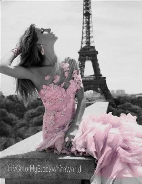 """Qui chantait """"Nous irons voir ensemble les jardins refleuris, et déambulerons dans les rues de Paris"""" ?"""