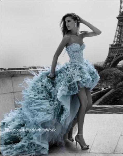 """Par quel grand parfumeur auquel on doit aussi """"Parisenne"""", est signé le parfum """"Paris"""" ?"""