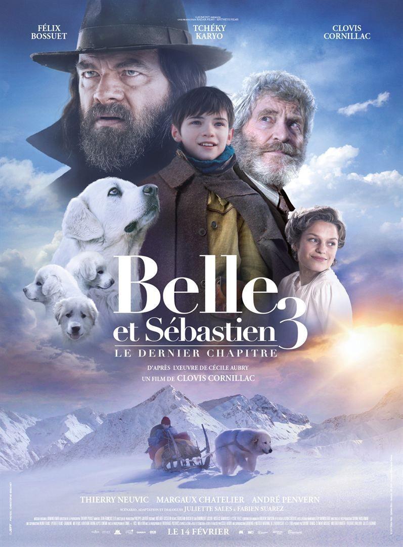 Belle et Sébastien 3 !