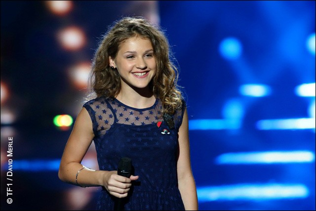 "A quelle saison de ""The Voice Kids"" a-t-elle participé ?"