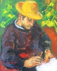 Est-ce un écrivain ou un peintre ? - (8)