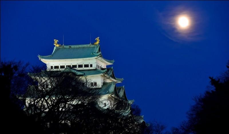 Chouette, n'est-ce pas ? Reconstruit en 1957, le château de Nagoya fut bâti lors d'une année fatidique pour l'un de nos rois de France. Laquelle ?