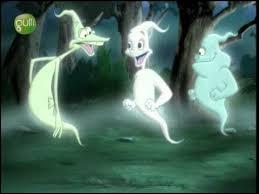 Si vous avez peur des fantômes, vous souffrez de ...