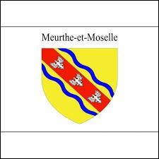 Laquelle de ces villes n'est pas une sous-préfecture du département de Meurthe-et-Moselle ?