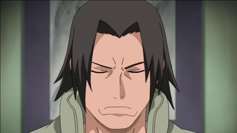 Comment s'appelle le père de Sasuké ?