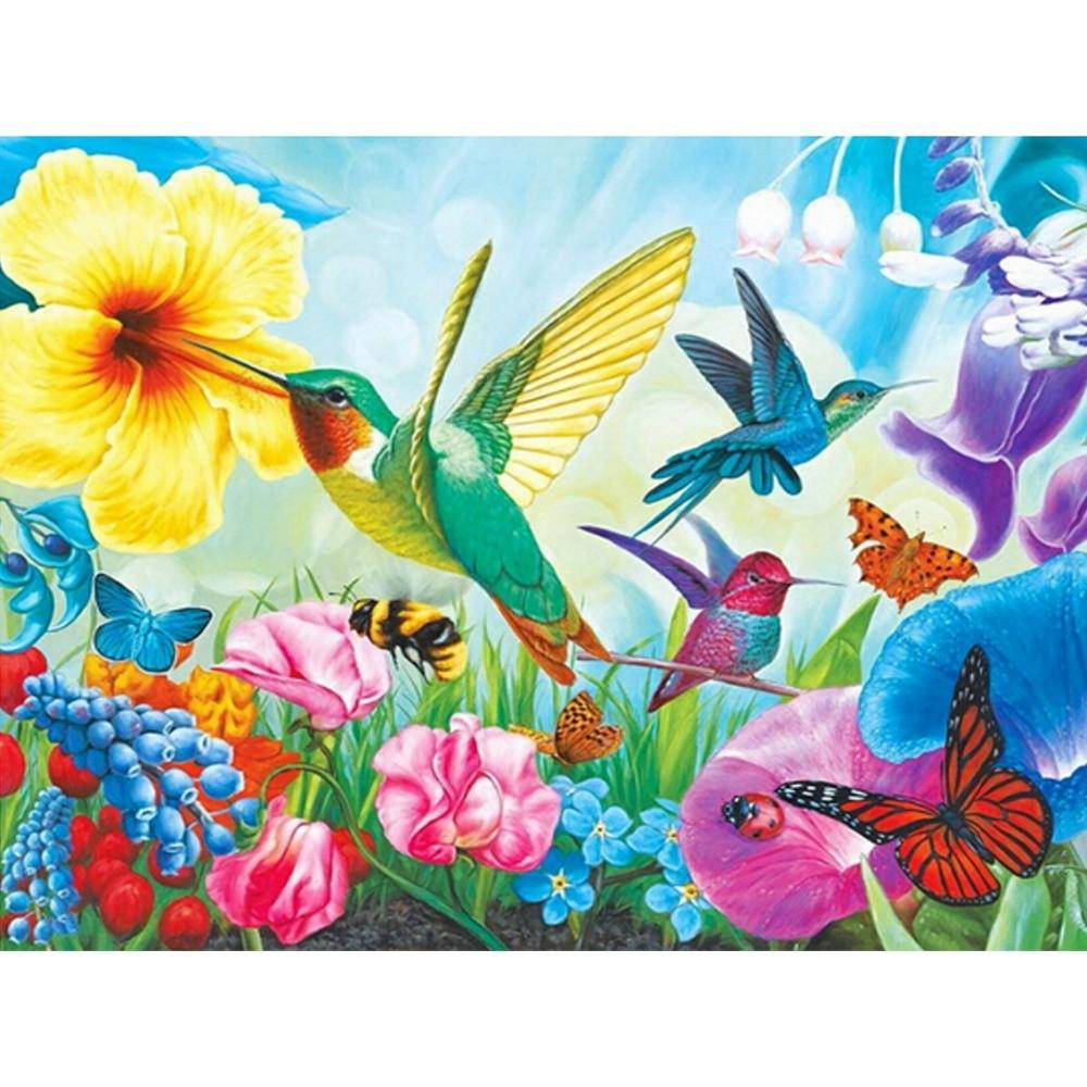 16 mots commençant par C, comme colibri