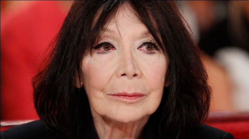 Juliette Gréco a chanté...