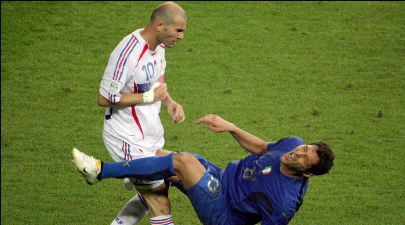 """Qui a chante """"Zidane y va marquer"""" ?"""