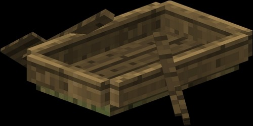 Place à la création d'objet !Comment construit-on un bateau ?