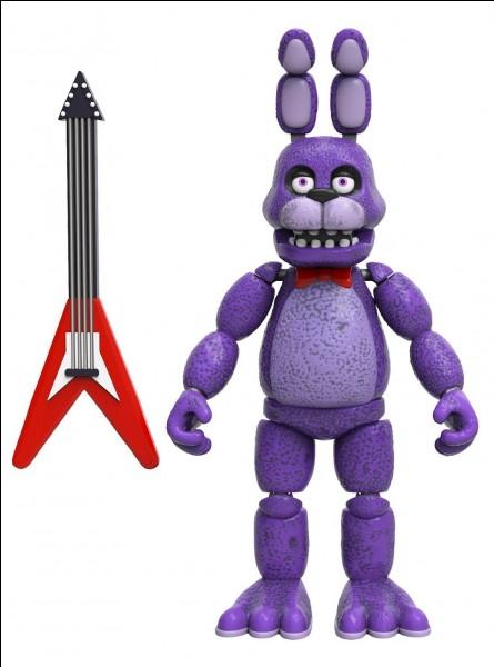 Combien de formes a Bonnie ?