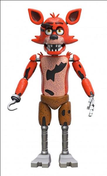 Combien de formes a Foxy ?