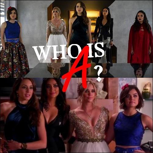"""Qui est le dernier """"A"""" ?"""