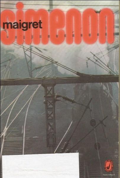 Dans quel livre, Jules Maigret apparaît-il pour la première fois ?
