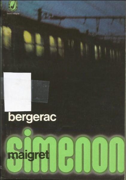 Qui est de Bergerac ?