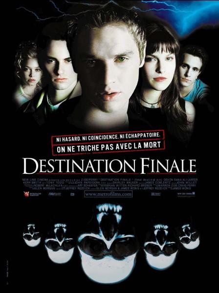 """Combien y a-t-il eu de """"Destination Finale"""" ?"""