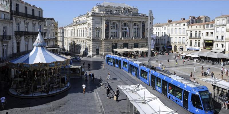 Quelle ville est le chef-lieu de l'Hérault ?