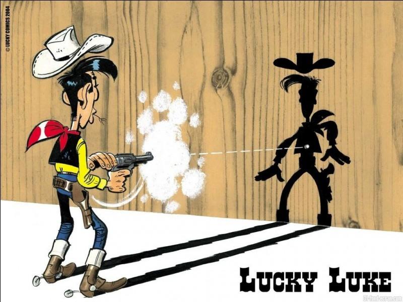 Aimes-tu Lucky Luke ?