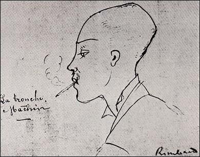 Trophymowski (Alexandre) fut mon père biologique, quoique certains avancent le nom d'un poète « aux semelles de vent » de passage à Genève avant son départ pour l'Orient (1876). De qui s'agirait-il ?