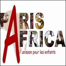 Collectif Paris-Africa a regroupé 60 artistes en 2012 pour venir en aide aux pays de la corne de l'Afrique. Quel était le titre de leur chanson ?