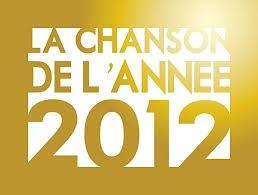 Chansons francophones de l'année 2012