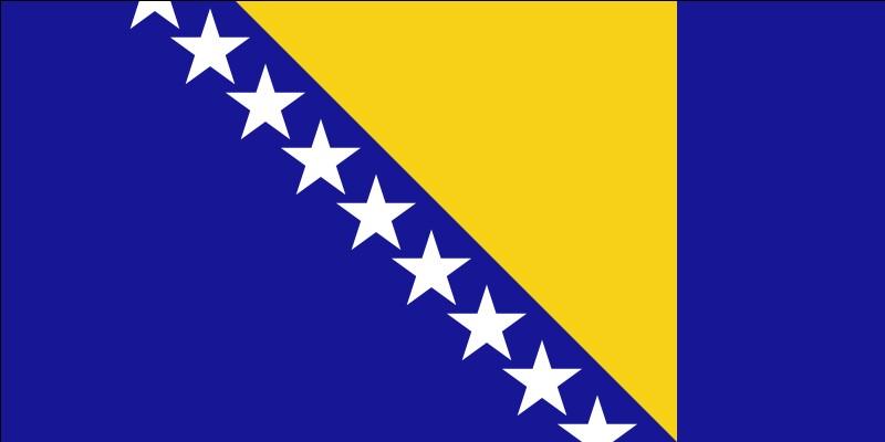 Quelle est la capitale de la Bosnie-Herzégovine ?