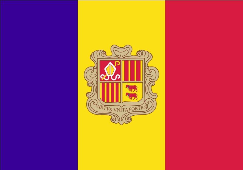 Quelle est la capitale de l'Andorre ?
