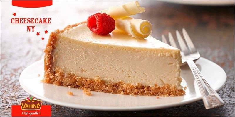 "Gâteau sucré au fromage blanc, ""made in USA"", rime avec..."