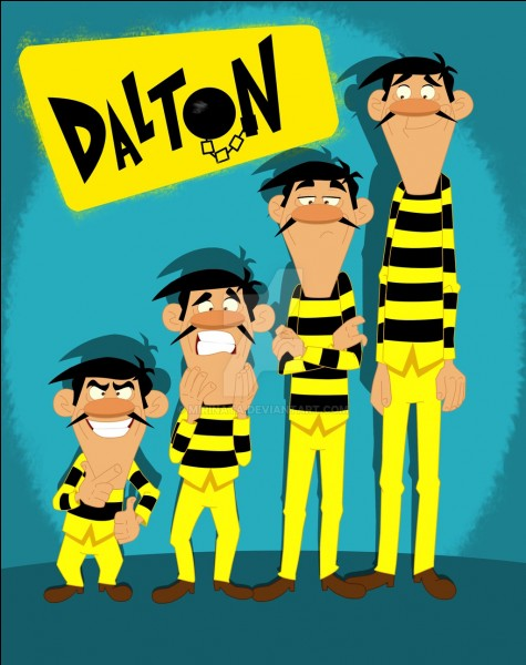 Les frères Dalton ont-ils existé ?