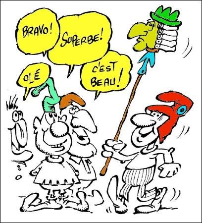 M'en voudrez-vous beaucoup pour cet n-ième quiz sur les expressions françaises ? Alors ouvrez vos quinquets et contemplez ! (Et cochez la bonne réponse)