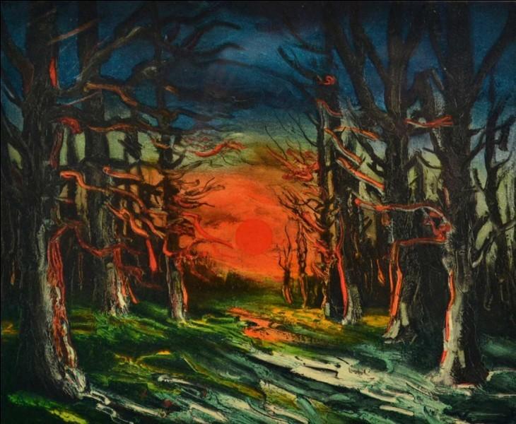 Un tour en forêt avec les peintres