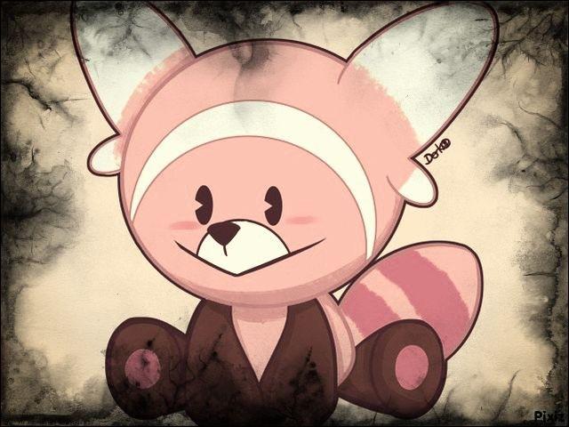 Nounourson - Est-il inspiré du panda roux ?