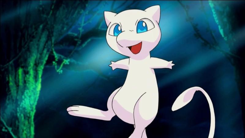Mew - Il s'agit d'un Pokémon...