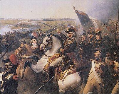 La victoire de Fleurus en 1794 par les armées républicaines françaises aura une lourde conséquence. Laquelle ?