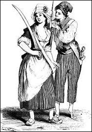 Certaines personnes étaient surnommées les sans-culotte. Pourquoi ?