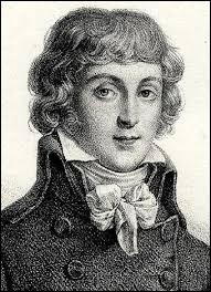 Louis-Antoine de Saint-Just était un partisan de Robespierre jusqu'à sa mort. Quelle était sa particularité ?