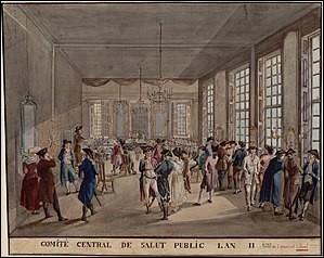 La Révolution française : La Terreur