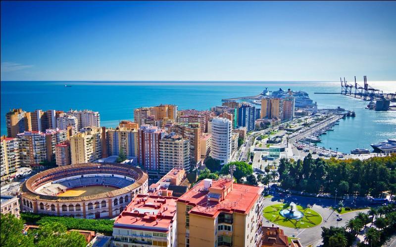 Saurez-vous situer Malaga ?