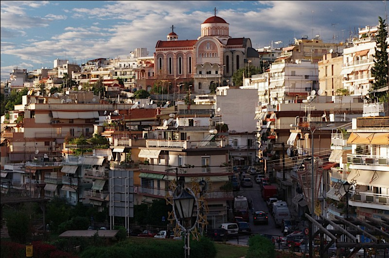 Retrouvez le pays de Thessalonique.