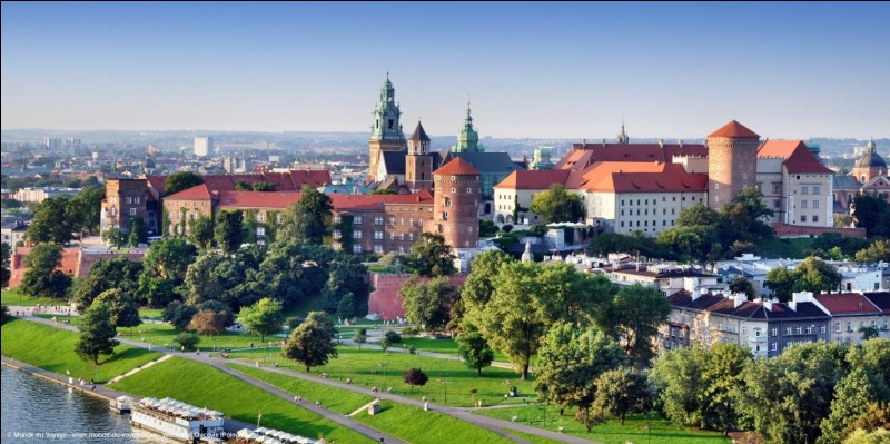 Savez-vous où se situe Cracovie ?