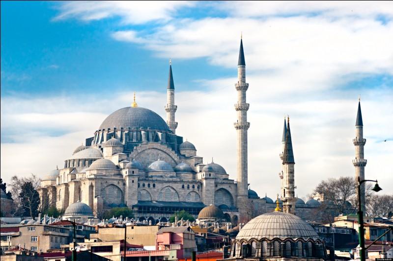 Istanbul est la plus grande ville et métropole de :